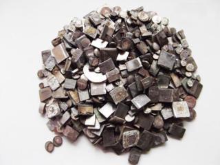 Куплю техническое серебро