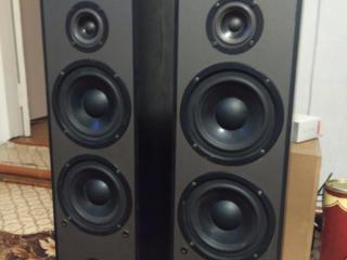 3-полосная акустика Eltax