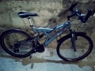 Горный велосипед 26 колеса, двухподвес
