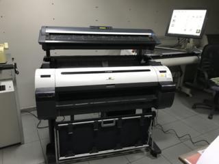 Плоттер, сканер, копир. 3 в одном