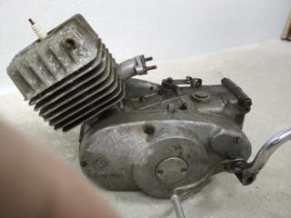 Двигатель мопеда Симсон