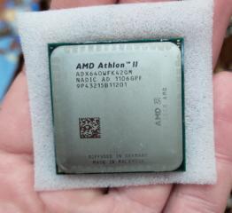 Процессор AMD Athlon II X4 640 четыре ядра по 3.0 Ghz. Гарантия.