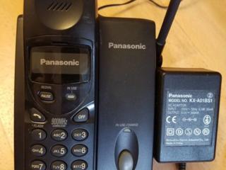 Радио телефон Panasonic в отличном состоянии с новым аккумулятором -