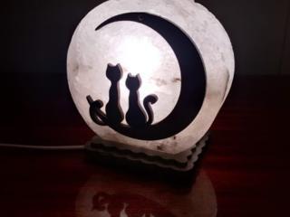 Продаю Соляные светильники