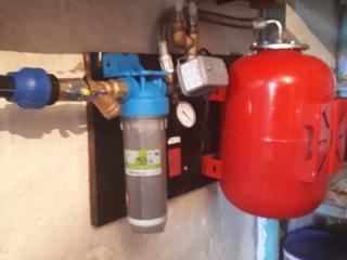 Instalare... (pompa de apa, sisteme de apa) santehnic.. сантехник