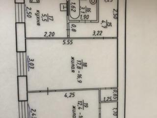 СРОЧНО СРОЧНО СРОЧНО продам 2-х комнатную.. 44 кв. м. Торг уместен