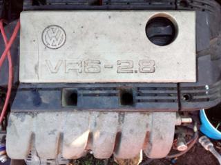 Двигатель VR6-2.8 Sharan, Galaxy, Alhambra 1998Г
