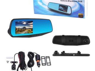 Зеркало-видеорегистратор с 2 камерами. Новый, с магазина.