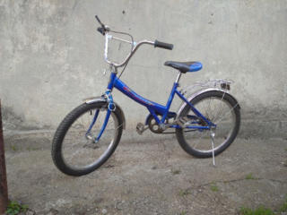 Продается велосипед в хорошем состоянии
