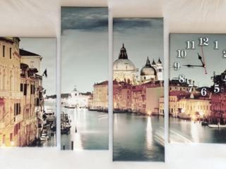 Картина модульная Венеция Гранд канал 114*75 см