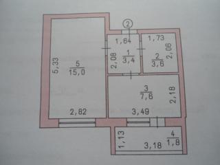 Продам 1 ком. кв. г. Одесса или обменяю на недвижимость в Тирасполе.