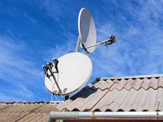 Спутниковое ТВ - установка и настройка.