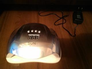 Новая лампа.