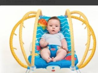Продам детское кресло-шезлонг (кресло-качалка)