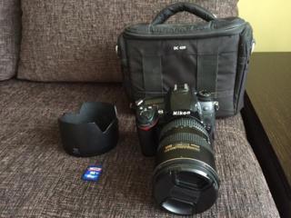 Nikon D7000 + AF-S DX Zoom-Nikkor 17-55mm f/2.8G IF-ED