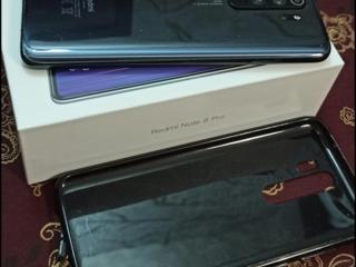 Редми Note 8 PRO, 6/64 Gb. Шик. Бампер для Айфонов линейки 5..
