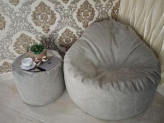 Бескаркасная мебель Кресло мешок Бескаркасное кресло