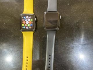 Продам Наушники и часы apple