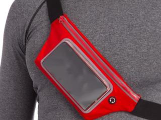 Чехол-сумка на пояс для бега RUNNING WAISTPACK