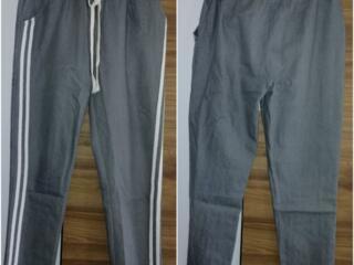Стильные лёгкие повседневные брюки