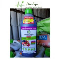Органічне добриво для плодово-ягідних дерев та кущів