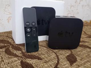 Продам ТВ приставку Apple TV 4 1000 каналов с архивом, 10000 фильмов