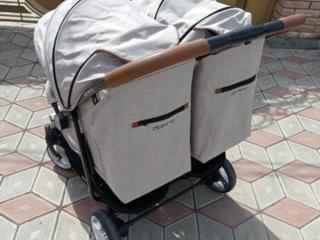 Продам коляску для двойни