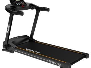 Banda de alergare Orion Sprint C1, viteza maxima 12km/h, greutate 100kg