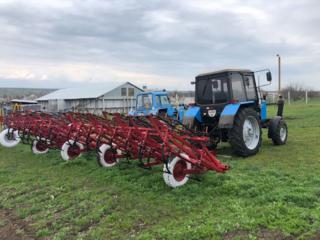 Услуги по сельхоз работам Обработка почвы: пахота, дискование, опрыски