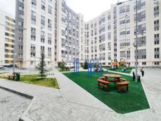 Apartament Exclusiv, 3 camere + salon cu Bucatarie,