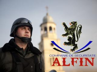 """(Gardian) Paznic O. P. P. """"Alfin-Protect"""" S. R. L."""