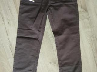 Котоновые брюки 9-10 лет. 140 см