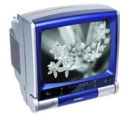 Продам б/у переносной телевизор, чёрно-белый. JINLIPU.