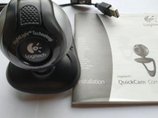 Веб-камера Logitech QuickCam Communicate STX (V-UBK45)