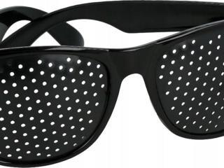 Очки для тренировки глаз ( перфорационные очки-тренажеры ) 150 руб.