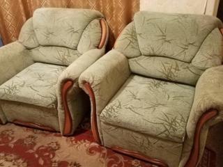 Раскладные кресла.
