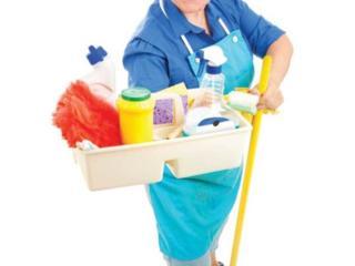Рабочие на уборку объектов