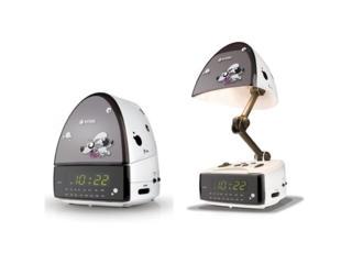 Продам радио будильник часы светильник 4 в 1