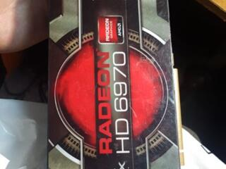 AMD Radeon HD 6970. 1900 грн