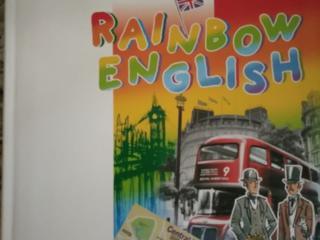 Английский язык учебник 10 кл, автор Афанасьева, новый, 200 руб