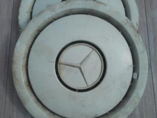Колпаки Mercedes-Benz