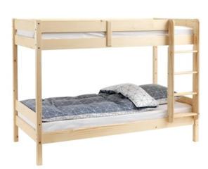 "Двухъярусная кровать с матрасами ""Jysk"" Дания 90 х 200 см."