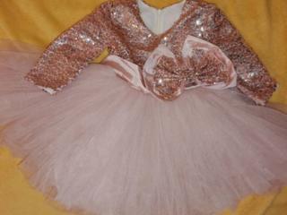 Продаю новое детское платье, размер 80 - 86