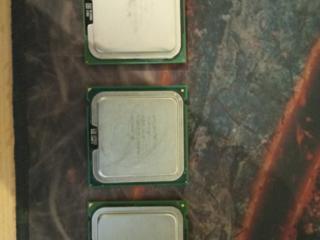 Продам 3 процессора для офисных ПК - 25 руб.