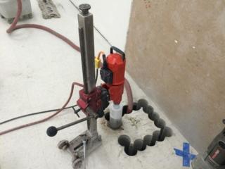 Аренда прокат доставка услуги отбойные молотки перфораторы бетоновырубка алмазная резка