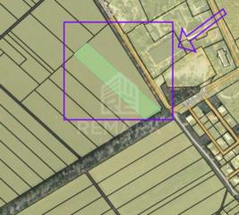 Se vinde teren, str. Bacioii Noi. Suprafața terenului este de 2 ha. .