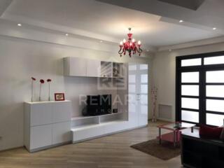 Se dă în chirie apartament cu 3 camere, design individual în bloc ...