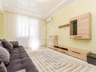 Se dă în chirie apartament cu 2 odăi, design individual în bloc nou, .