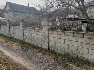 Codru, 6 ari cu fundament la casa(cu autorizatii) si comunicatii trase