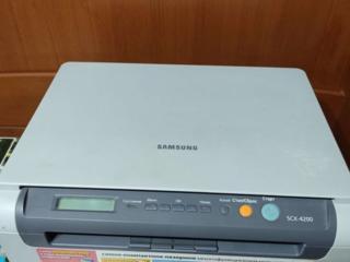 Продам - Лазерное МФУ SAMSUNG модель SCX-4200